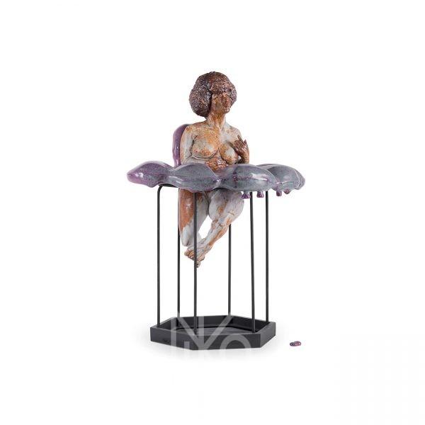Aphrodite Sculpture by Niko Yulis