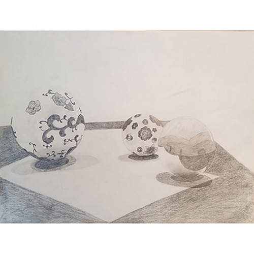 Drawing - Student Sample