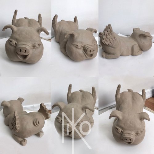 Ceramics - Student Sample